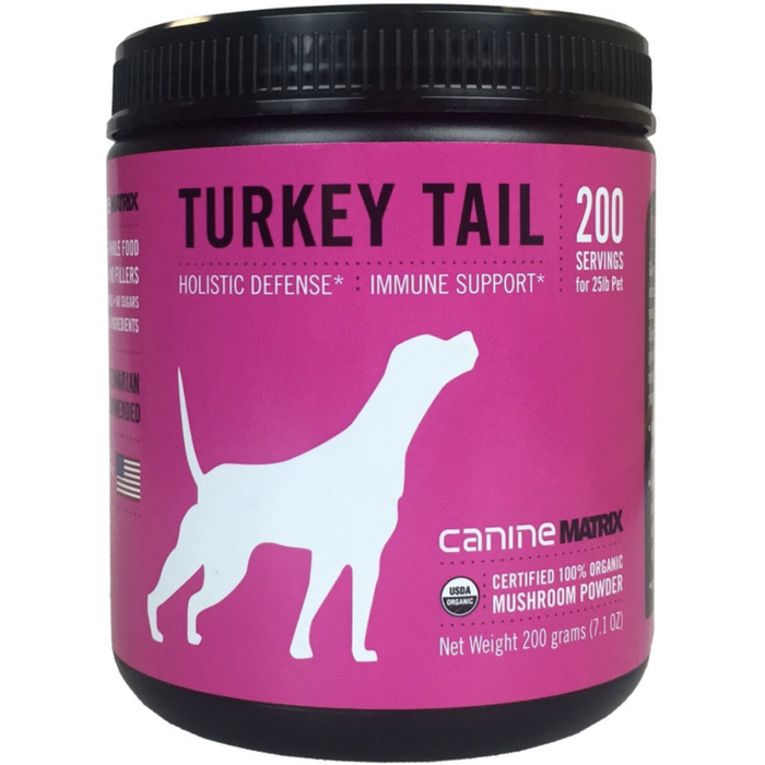 Canine Matrix | Turkey Tail Supplement