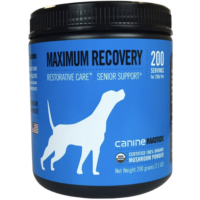 Canine Matrix | Maximum Recovery Supplement