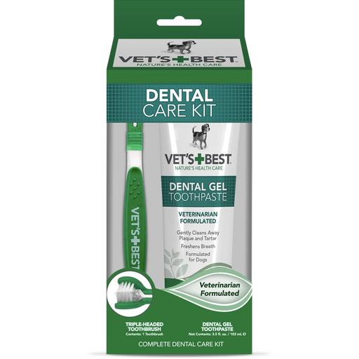 Vet's Best | Dental Care Kit
