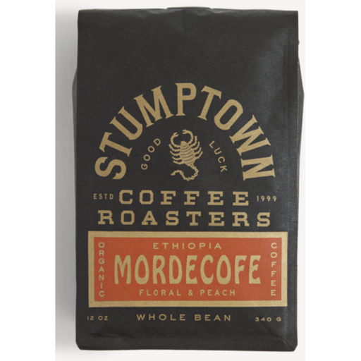 Stumptown | Ethopia Mordecofe Organic Whole Bean Coffee