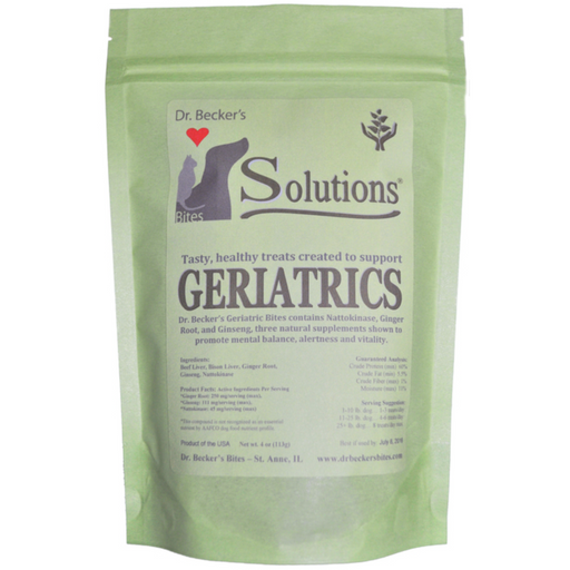 Dr. Becker's | Geriatrics Support Treats 4 oz