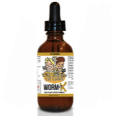 Two Crazy Cat Ladies | Worm- Ex 1oz