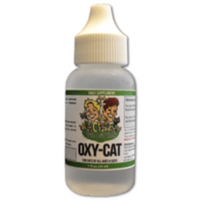 Two Crazy Cat Ladies | Oxy- Cat 1 oz