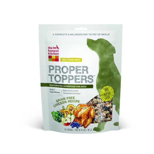 The Honest Kitchen | Propper Toppers™ Grain-Free Chicken Superfood Booster