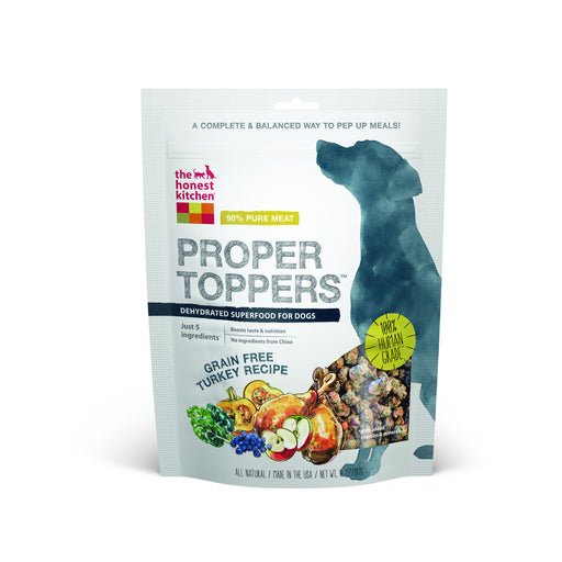 The Honest Kitchen | Propper Toppers™ Grain-Free Turkey Superfood Booster