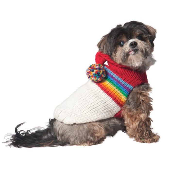 Chilly Dog - Sweater Vintage Ski Hoodie