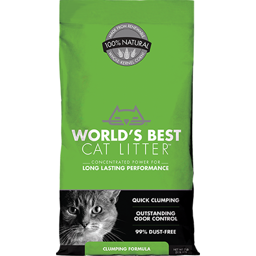 World's Best Cat Litter™ | Clumping Formula