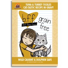 Weruva | B.F.F. - Tuna & Turkey Tickles - 3 oz Pouch