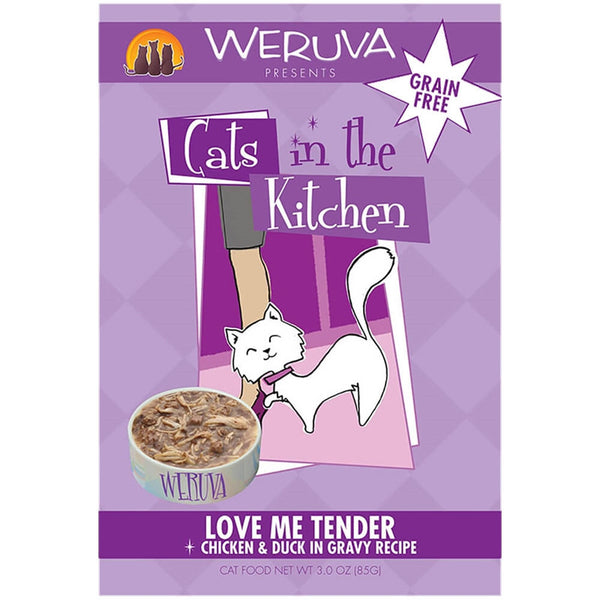 Weruva | Cats In The Kitchen - Love Me Tender - 3 oz Pouch