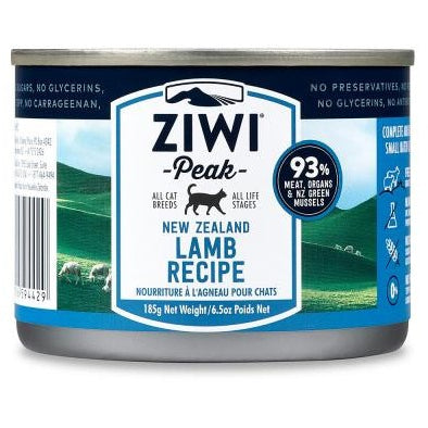 Ziwi® Peak | Moist Lamb Canned Cat Food