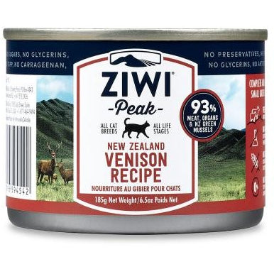 Ziwi® Peak | Moist Venison Canned Cat Food