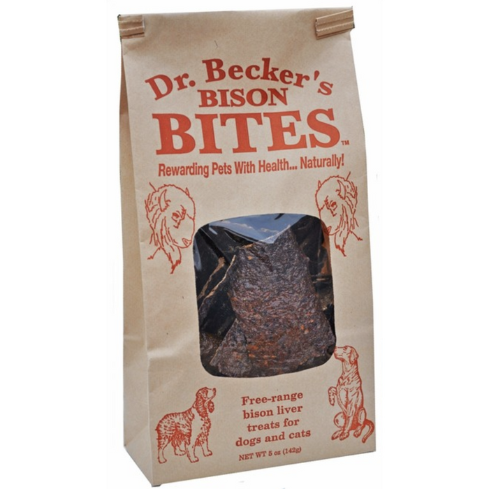 Dr. Becker's | Bison Bites 5 oz