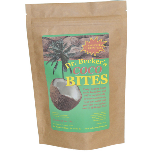 Dr. Becker's | Coco Bites Treats 4 oz