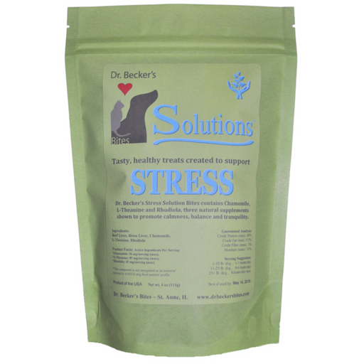 Dr. Becker's | Stress Support Treats 4 oz