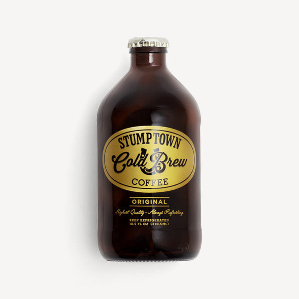Stumptown | Cold Brew Coffee - Stubby Bottle 10.5 oz (Local Delivery ONLY - Will Not Ship)