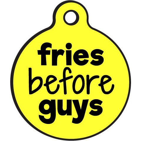 Bad Tags | Fries Before Guys