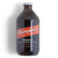 Stumptown | Organic Cold Brew Coffee - Ethiopia Guji Stubby Bottle 10.5 oz (Local Delivery ONLY - Will Not Ship)