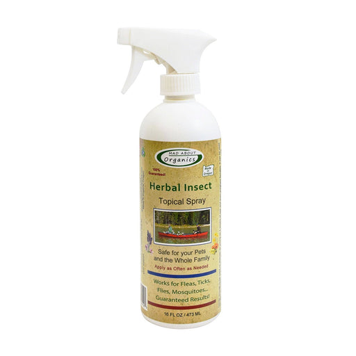 Mad About Organics | Organic Herbal Insect Relief Spray