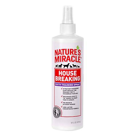 Nature's Miracle® | Housebreaking Spray - 16 oz