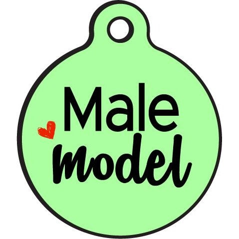 Bad Tags | Male Model