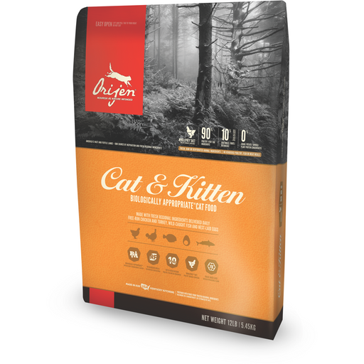 Orijen | Cat & Kitten Grain-Free Dry Cat Food