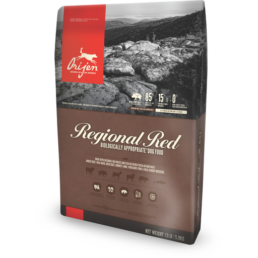 Orijen | Regional Red Grain-Free Dry Dog Food