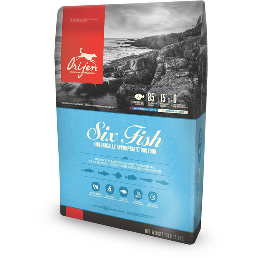 Orijen | Six Fish Grain-Free Dry Dog Food