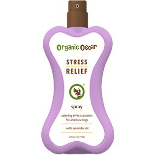 Organic Oscar | Stress Relief Spray