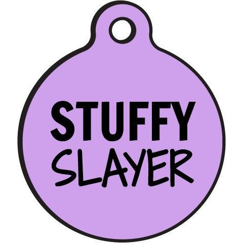 Bad Tags | Stuffy Slayer