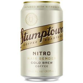 Stumptown | Cold Brew Coffee - Hair Bender Nitro Infused Can 10.3 oz (Local Delivery ONLY - Will Not Ship)