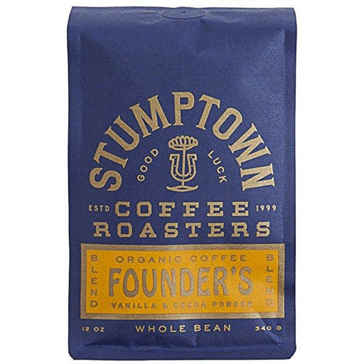Stumptown | Founder's Blend Organic Whole Bean Coffee