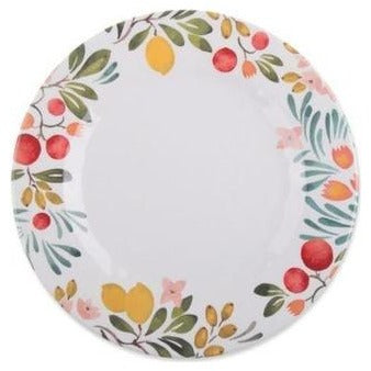 TarHong | Country Orchard Saucer Melamine Bowl