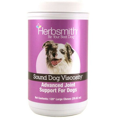 Herbsmith® | Sound Dog Viscosity® - Joint Support Large Tablets for Dogs