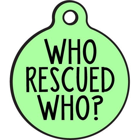 Bad Tags | Who Rescued Who?