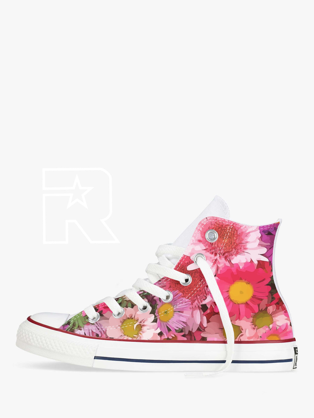 Daisy Mae High Top Converse