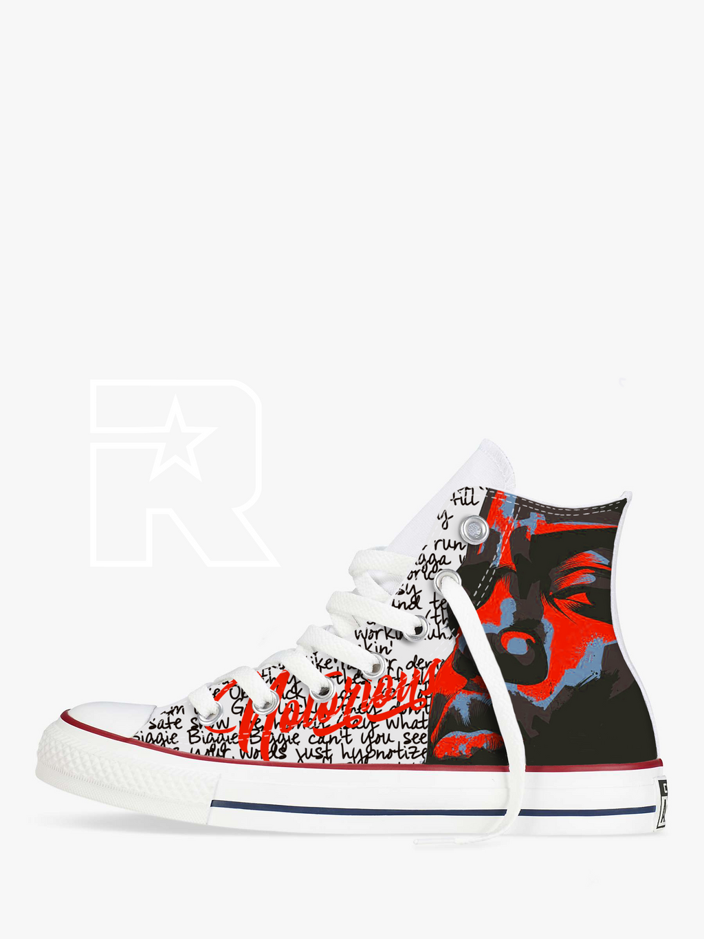 Notorious High Top Converse
