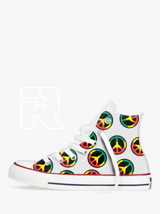One Love High Top Converse