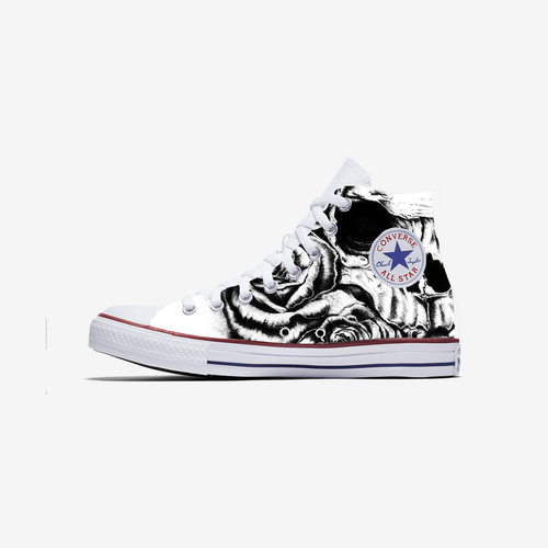 JAM Collab Converse Skull and Roses