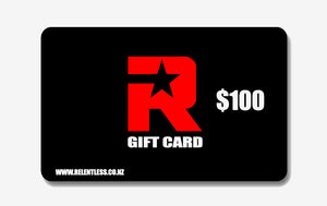Relentless $100 Gift Card
