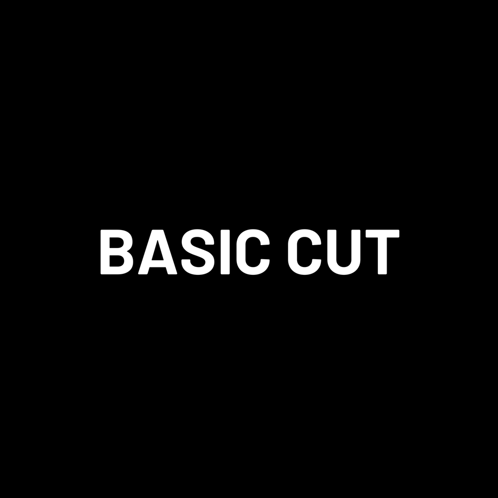 Basic Mens Cut