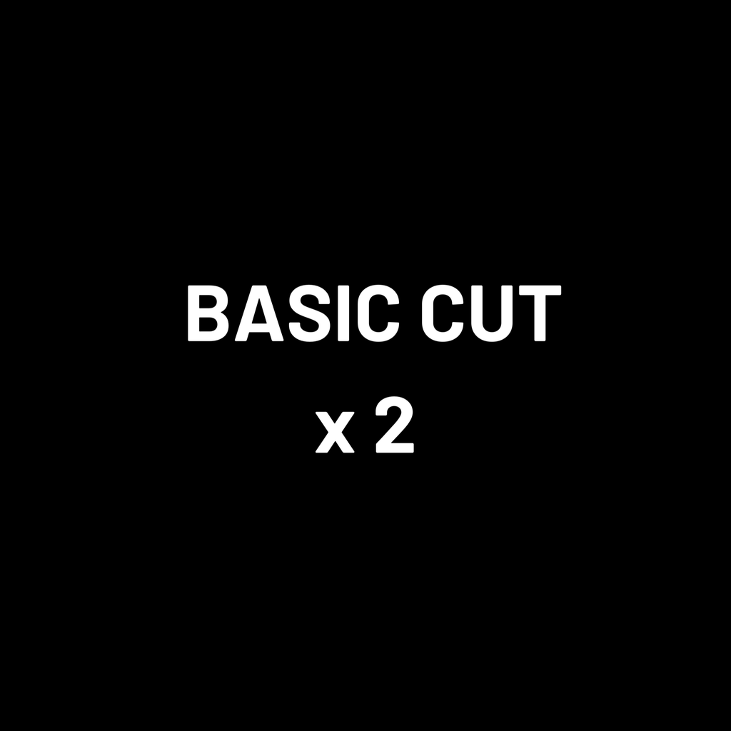 Basic Mens Cut x2