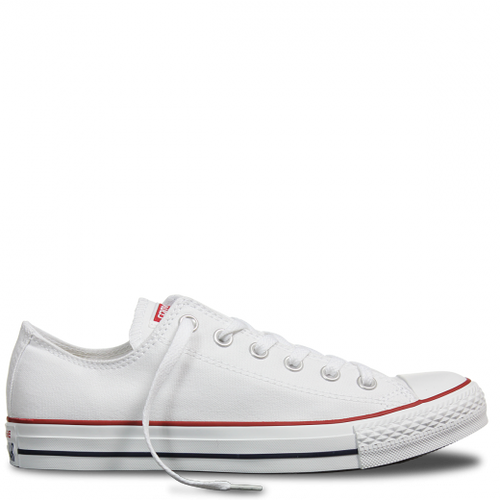 Custom Converse Classic White Low Tops