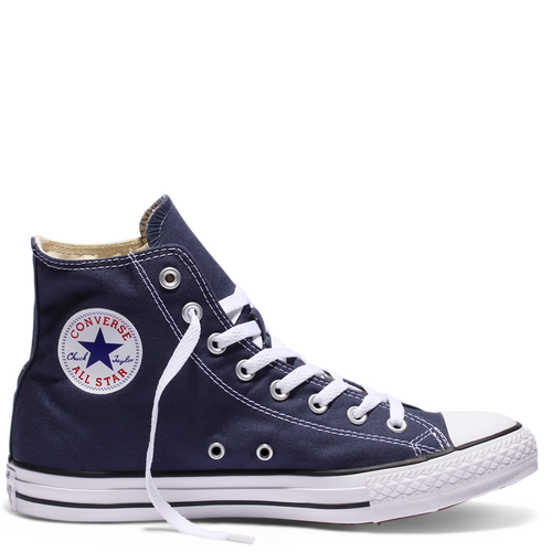 Custom Converse Classic Navy High Tops