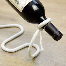 2017 New Magic Rope Wine Rack