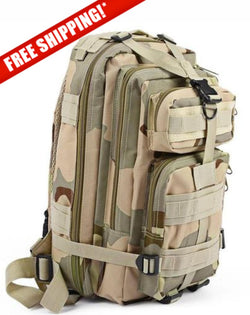Outdoor 30L Camping Hiking Hunting Backpack