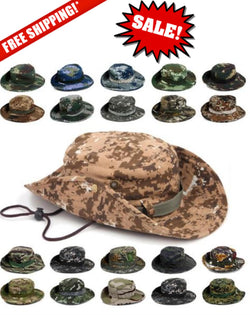 Outdoor Hunting Camping Fishing Hats