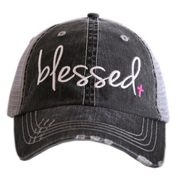 Blessed Hat ~ Blessed Trucker Hat