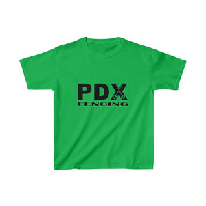 Kids Classic PDX Fencing Comfy Tee
