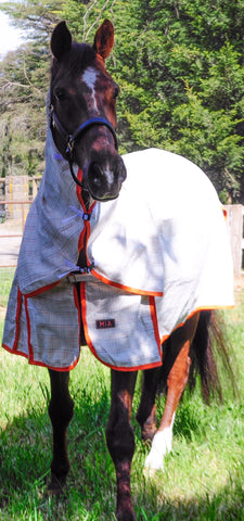 Rug Up Horsewear Mia Cotton Blend Rug Collection - CLICK IN TO VIEW COLLECTION - Rug Up Horsewear