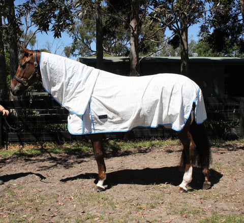 Rug Up Horsewear Mia Summer Rug Collection - CLICK IN TO VIEW COLLECTION - Rug Up Horsewear